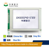 "Negative Type 5.7"" Tab 3.3V 320X240 Graphic LCD Module"