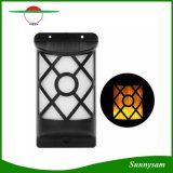 Solar Path Light Dancing Flame Lighting 66 LED Dusk to Dawn Flickering Outdoor Waterproof Fence Garden Wall Lights