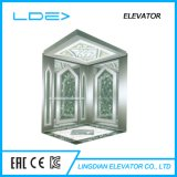 Vvvf Residential Building Hotel Passenger Elevator with Good Price