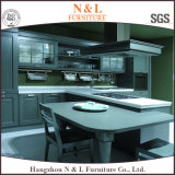 N&L Furniture Hot Design Modular Solid Wood Kitchen Cabinet
