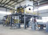 Printing Paper Machine, Industrial Machines Print Paper Roll Line