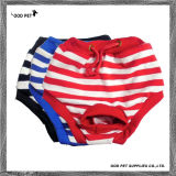 Sea-Striped Pet Clothes Dog Pants (SPO6001)
