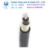 16mm 2 Core 4 Core Aluminum Copper Armoured Cable Price 4 Core 25mm, Copper Conductors Power Electric Wire Cable