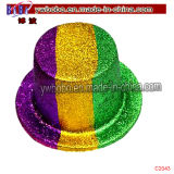 Party Hat Mardi Gras Hats Halloween Carnival Party Decoration (C2043)