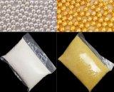Nail Art Decoration Gold Silver Steel Mini Beads Balls 1000g Metal Stud Rivets Nail Art Glitter Caviar (FB-0.8mm/1mm/1.5mm/2mm)
