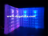 LED Light Inflatable Air Wall for Exhibition Tent Wall for Decoration