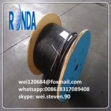 PVC Insulated Copper Screen PVC Sheathed Flexible Signal Cable