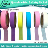 Good Reseal Tape/Adhesive Tape Pouch Film for Sanitary Napkin Raw Materials Easy Tape