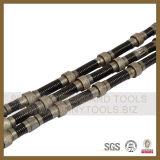 Precision Diamond Wire Saw Blade for Stone Concrete