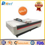 CNC Fabric Leather Carton Box Car Mat Oscillating Knife Cutting Machine Price