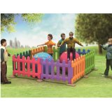 Excellent Quality and Price Luxury Fence Children Toy Playground