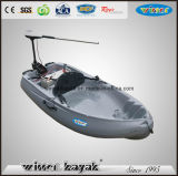 Sit on Top Single Kayak Wholesale Sport Kayak with Engine