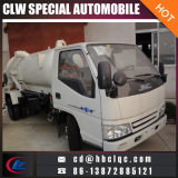Factory Good Price Kmc 4m3 Sewage Tank Truck Vacuum Tank Truck