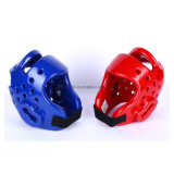 Wholesale Dipped Foam Martial Arts Sparring Headgear Taekwondo Helmet for Training