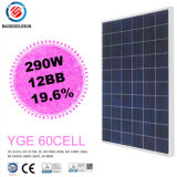 Popular Yingli SA Yge 12bb Mbb 60 Cell 290W Poly Solar Home Lighting System for Wholesale or Distribution with Cheap Price in Uganda