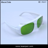 High Quality of Diode and ND: YAG Laser Safety Glasses (DTY 800-1700nm) with Frame 52