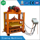Qt4-40 Cheap Manual Concrete Block Making Machine with Small Capacity
