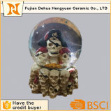 2017 Resin Snowglobe for Polyresin Souvenirs Gifts
