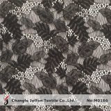 Textile Leaf Lace Fabric for Table Cloth (M0186)