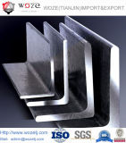 Ms Equal /Unequal Black & Galvanized Steel Angle Bar for Construction