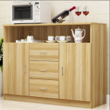 Kitchen Room Furniture Dining Sideboard with 2 Doors 3 Drawers