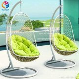 Garden Furniture Egg Relaxing Indoor Swing Patio Rattan Chair