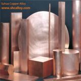 Cucrzr Copper Alloy for Welding Nickel Alloy Material