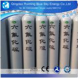 Gas Cylinder Filled Sulfur Hexafluoride Gas