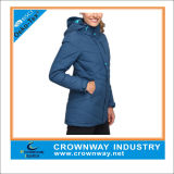 Best Long Winter Insulated Down Jacket for Women (CW-DJ159234)