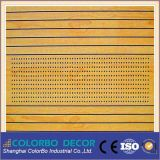 Sound Absorption Decorative Wooden Acoustic Board