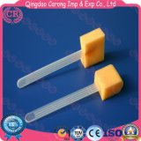 Medical Sponge Applicator Brush with Good Quality