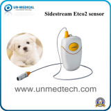 Veterinary Vet Multi Parameters Sidestream Etco2 Monitor