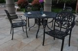 Garden Hotel Chat Conversational Set Cast Aluminum Furniture