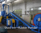 Rubber Tire Ring Strip Block Cutting Machine for Tyre Recycling