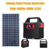 Mobility Power Station Kit for Camping with Solar Panel