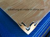 EVA Wood Grain Floor Mat Interlocking Anti-Slip Mat