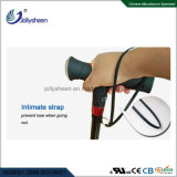 Smart Cane Smart Walking Stick with MP3 and Back Cardan 360deg Rotation with Colorful LED Lamp Antiskid Base