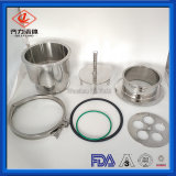 Sanitary Stainless Steel Large Size Check Valves