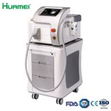Portable 808nm Beauty Salon Equipment IPL Shr Elight RF ND YAG Laser Body Slimming Diode Laser Permanent Hair Removal Medical Machine (TUV medical CE&510K FDA)