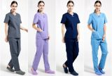 Medcial Fashion Unisex Nurses Doctors Scrub Suits Wholesale Scrubs