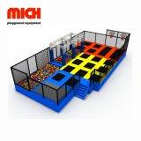 Mich Cheap Amusement Trampoline Park Safety Indoor Trampoline Park