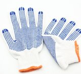 Double Side PVC Dotted Work Gloves Wholesale in Guangzhou