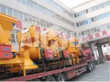Hot Sale Single Shaft Forced Concrete Mixer (JDC350 and JDC500)