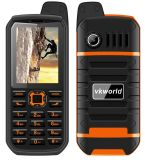 "2.4"" Vkworld Stone V3 Plus Mobile Phone 4000mAh Waterproof Cellphone"