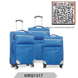 Fashion EVA Soft Travel Trolley Luggage Suitcase (KRQ1317#)