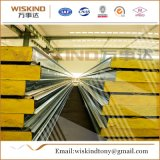 Wholesale 50mm, Rock Wool Sandwich Panel with Good Quality