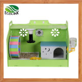 Acrylic Colorful Cute Hamster Hedgehog DIY House with Decorations