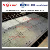Bimetallic High Chromium Carbide Overlay Wear Plate