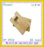 New Product Wooden USB Card, USB Business Card (GC-M13)