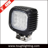 "High Intensity 5"" 48W EMC Approved CREE LED Truck Work Lights"